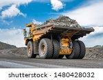 Rock Transportation By Dump...