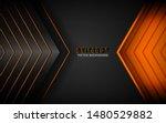 modern black background vector...   Shutterstock .eps vector #1480529882