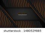 modern black background vector...   Shutterstock .eps vector #1480529885