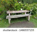 Bench To Rest After Touring Th...