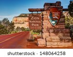 East Entrance Zion National...