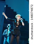 Постер, плакат: Patricia Kaas performs live