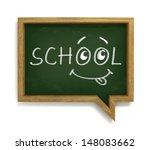 3d School Chalkboard Balloon...