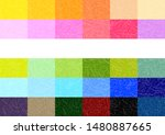 colorful japanese paper texture ... | Shutterstock .eps vector #1480887665