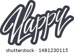 a design with one of the... | Shutterstock .eps vector #1481230115