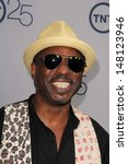 Small photo of Levar Burton at the TNT 25th Anniversary Party, Beverly Hilton Hotel, Beverly Hills, CA 07-24-13
