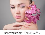 orchid | Shutterstock . vector #148126742