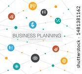business planning trendy web...