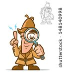 illustration of a classic... | Shutterstock .eps vector #148140998