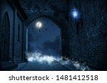 Spooky Night At The Dark...