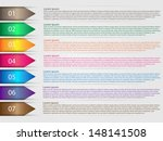 scale for information | Shutterstock .eps vector #148141508