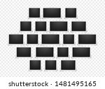 realistic polaroid style photo...   Shutterstock .eps vector #1481495165