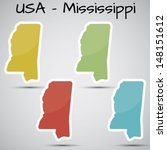 abstract,america,atlas,background,banner,cartography,design,digital,glossy,graphic,icon,illustration,map,mississippi,outline
