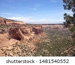 National Monument Park Near Fruita Colorado