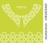 vector fashion background....   Shutterstock .eps vector #1481825465