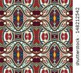 geometry vintage floral... | Shutterstock .eps vector #148212542