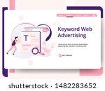 keyword web advertising...