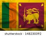 sri lanka flag | Shutterstock . vector #148230392