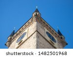Old Town Hall Tower At...
