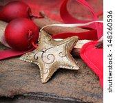 Christmas Star Gold