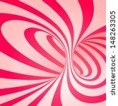 candy cane sweet spiral... | Shutterstock .eps vector #148263305
