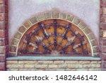 The Old Semicircular Window...