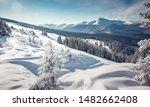 Splendid Alpine Scenery In...