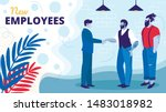 businessman in formal suit... | Shutterstock .eps vector #1483018982