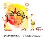 festival celebration banner or... | Shutterstock .eps vector #1483179632