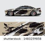 Car Graphic Design Concept....