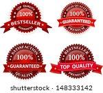 vector badge design set | Shutterstock .eps vector #148333142