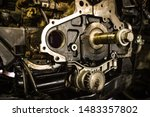 the main parts of a car that... | Shutterstock . vector #1483357802