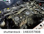 the main parts of a car that... | Shutterstock . vector #1483357808