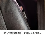 car airbag that saves lives in... | Shutterstock . vector #1483357862