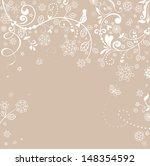 pastel greeting card. raster... | Shutterstock . vector #148354592