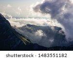 summer mountain landscapes of... | Shutterstock . vector #1483551182
