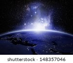 Lights On Earth  Elements Of...