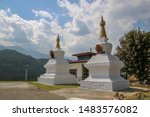 Sangchen Dorji Lhendrub Choling Nunnery in Punakha, Bhutan