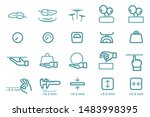 lightweight material icon for...   Shutterstock .eps vector #1483998395