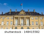 king christian viii palace ... | Shutterstock . vector #148415582