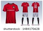 t shirt sport design template ...   Shutterstock .eps vector #1484170628
