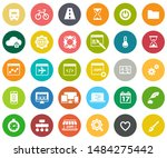 web design icons  graphic... | Shutterstock .eps vector #1484275442