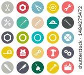 repair tools icons set  ... | Shutterstock .eps vector #1484275472