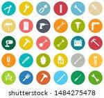 repair tools icons set  ... | Shutterstock .eps vector #1484275478