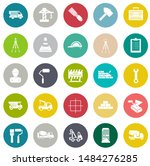 construction icons set ... | Shutterstock .eps vector #1484276285