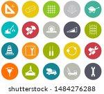 construction icons set ... | Shutterstock .eps vector #1484276288