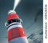 lighthouse | Shutterstock . vector #148428536