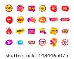 sale banner badge. special... | Shutterstock .eps vector #1484465075