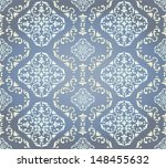 Vector Pattern. Barocco Style ...