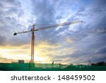 crane | Shutterstock . vector #148459502